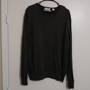 Calvin Klein Supima Cotton XXL grey Sweater